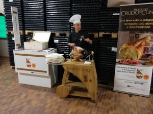 Il prosciutto Crudo di Cuneo Dop delizierà l'AperArneis del XXXI Premio Giornalistico del Roero