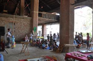 In 200 a Saluzzo per la festa a sostegno dei servizi educativi della Cooperativa Armonia