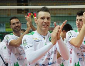 Pallavolo A3/M: grande ritorno per Cuneo, ecco lo schiacciatore Cristian Casoli