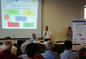 Mobilità transfrontaliera sostenibile: incontro a Ventimiglia per il 'Piter Alpimed'
