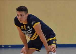 Pallavolo A3/M: torna a Cuneo Simone Oberto