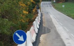 Pronto il progetto definitivo per la sistemazione della frana tra Belvedere Langhe e Murazzano