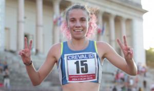 Doping, squalificata per un anno la podista saluzzese Valentina Gemetto