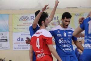 Pallavolo A3/M: a Cuneo anche l'italo-brasiliano Manuel Beghelli