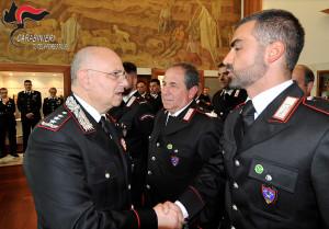 Un riconoscimento per la professionalità per i Carabinieri Forestali di Mondovì