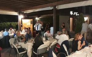 'A Cena con il Cuoco' ha fatto tappa al 'Vigneto' di Roddi