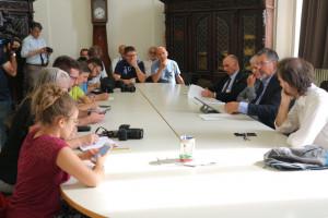 Icardi avverte i sindaci: 'Mancano fondi per gli ospedali di Saluzzo, Fossano e Savigliano'
