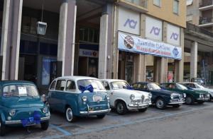 Aperte le iscrizioni a 'Ruote nella Storia', evento dedicato agli appassionati di automobilismo d'epoca