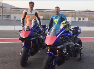 Motori: weekend difficile per Ivano Magnano e Massimiliano Palladino