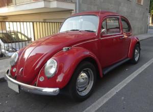 Curiosità: nessun pericolo di estinzione per il Maggiolino della Volkswagen
