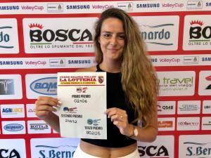 Lotteria della Cuneo Granda Volley: ecco tutti i numeri vincenti