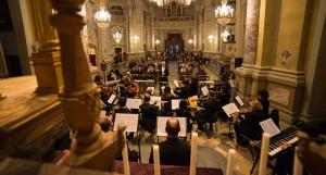 Valdieri, un concerto sinfonico per celebrare il restauro dell'organo