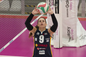 Pallavolo A1/F: Beatrice Agrifoglio alla Bosca San Bernardo Cuneo