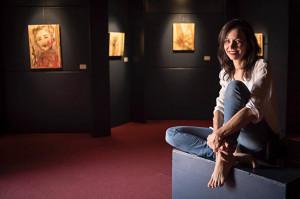 Cuneo, a Palazzo Samone la mostra personale di Barbara Villosio