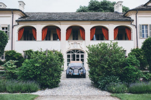 Cuneo, il FAI apre i cancelli di villa Caissotti di Chiusano a Ronchi