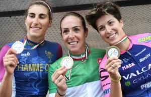 Ciclismo: Elisa Balsamo vice campionessa italiana