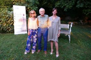 Tanchi Michelotti si è raccontato a Raffaella Gallo nell'Appuntamento Azzoaglio a lui dedicato