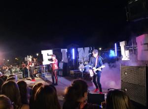 'R-Estate al Foro': la tre giorni di musica al Baladin si è aperta con il rock dei Finley
