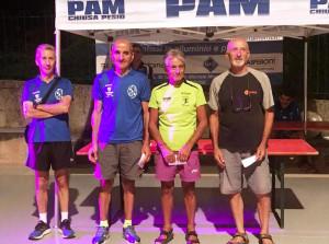 Podistica Buschese in terza posizione al Giro del Merlo a Mondovì