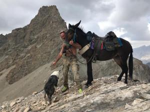 Salgono a nove i '3 mila' scalati da Silvano Degiovanni e dalla sua mula Pioggia