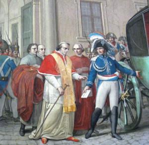 Pio VII, il Papa prigioniero che fondò la diocesi di Cuneo