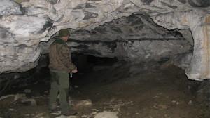 Domani visite guidate alle grotte del Bandito a Roaschia