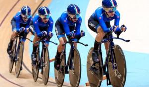 Ciclismo, Matilde Vitillo è campionessa mondiale di inseguimento a squadre