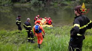 Rinvenuto un cadavere lungo il fiume Tanaro