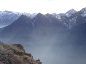 Prazzo, escursione al monte Corna per la 'Giornata Amico Ambiente'