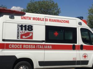 Incidente a Centallo, un uomo cade in un canale