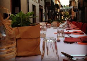 Cena del Ricetto, l'appuntamento delle imprenditrici di Coldiretti a Boves