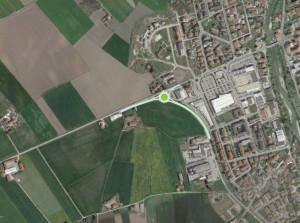 Savigliano: a breve i lavori per la rotatoria all'imbocco della provinciale 662 per Saluzzo