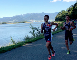 Atleti della Cuneo 1198 Triteam protagonisti in Europa nelle gare di Ferragosto