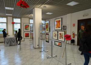L'artista saviglianese Daniele Bianco espone nella Sala Mostre della Provincia