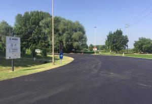 Ad Alba prosegue l'asfaltatura delle strade cittadine
