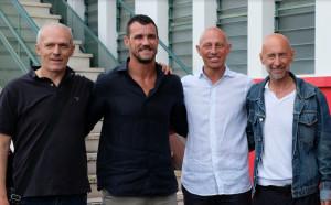 Il Cuneo Calcio resta al 'Paschiero', tornano in biancorosso Fantini e Gorzegno