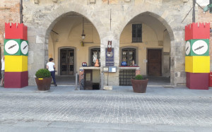 Mondovì, l'amministrazione riceve in Comune l'associazione 'Bocce Quadre'