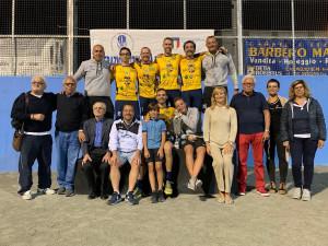 Pallapugno: l'Araldica Pro Spigno vince la Coppa Italia di Serie A