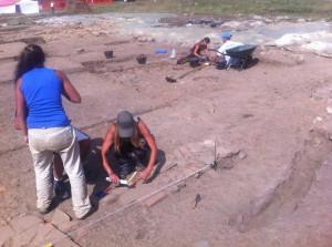 Alla scoperta della villa romana: visita 'a cantiere aperto' del sito archeologico di Costigliole Saluzzo