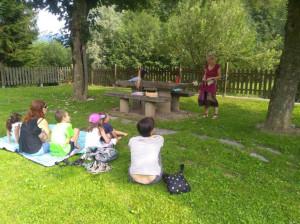 Letture ad alta voce per bambini intorno alla lingua e alle tradizioni occitane