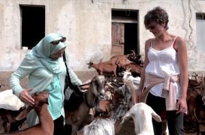 Produttrici alimentari siriane a lezione da agricoltori italiani: una tappa anche a Sambuco