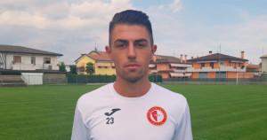 Calcio: gol all'esordio in Serie C con l'Imolese per l'attaccante di Garessio Dardan Vuthaj