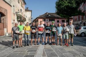 Il ciclismo cuneese si è rimesso in moto dopo Ferragosto con il circuito di Rocca de' Baldi
