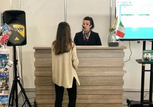 Una receptionist di Monforte d'Alba premiata ai 'Campionati Mondiali dei Mestieri'