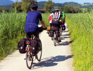 Finanziata la tratta Busca - Costigliole Saluzzo della ciclovia Eurovelo8