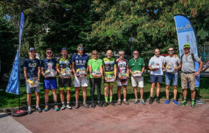 Ciclismo: a Denis Franco Carlevero la cronometro del Passatore