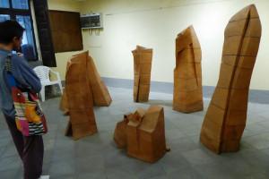 Demonte, a Palazzo Borelli esposte opere di Cesare Botto