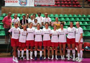 Venerdì 6 settembre un brindisi con i tifosi per le ragazze della Bosca San Bernardo Cuneo