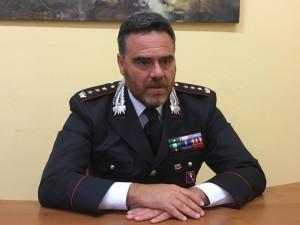 Il comandante dei carabinieri lascia Cuneo con un pensiero per i colleghi morti in un incidente nel marzo 2018