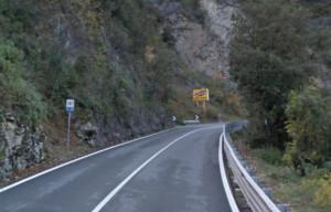 Da ottobre senso unico alternato solo di notte nelle gallerie di Airole in valle Roya